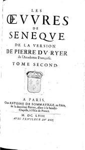 Les oeuvres ; de la version de Pierre du Ryer: Volume2
