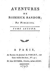 Aventures De Roderick Random: Volume2
