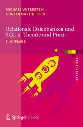 Relationale Datenbanken und SQL in Theorie und Praxis: Ausgabe 5