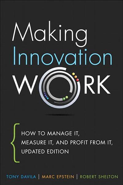 Download Making Innovation Work Book