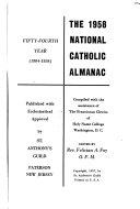 The Catholic Almanac PDF