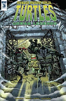 Teenage Mutant Ninja Turtles  Urban Legends  3 PDF