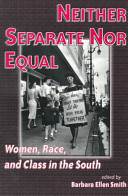 Neither Separate Nor Equal