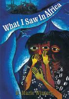 What I Saw in Africa PDF