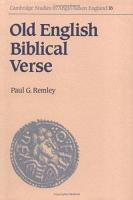 Old English Biblical Verse PDF