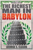 The Richest Man in Babylon   Original Edition