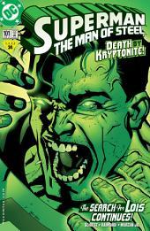 Superman: The Man of Steel (1991-) #101