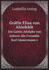 Gr?fin Elisa von Ahlefeldt