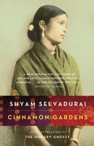Cinnamon Gardens Book