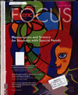 Mathematics and Science for Students with Special Needs PDF