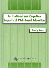 Instructional and Cognitive Impacts of Web Based Education PDF