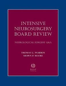 Intensive Neurosurgery Board Review PDF