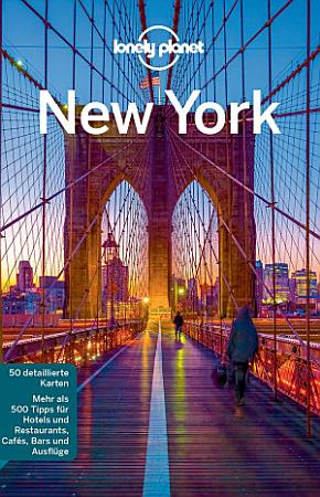 Lonely Planet Reisef  hrer New York PDF