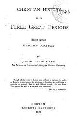 Modern phases