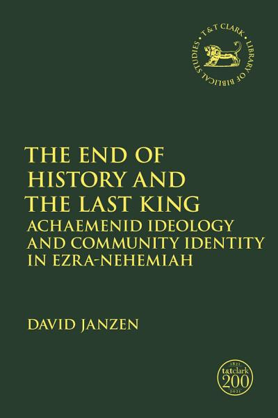End of History and the Last King