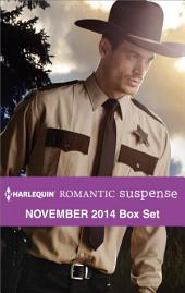 Harlequin Romantic Suspense November 2014 Box Set: Her Colton Lawman\High-Stakes Bachelor\Texas Stakeout\Designated Target