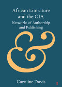 African Literature and the CIA
