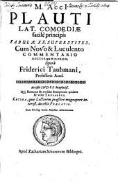 Latinae Comoediae XX