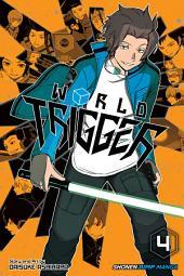 World Trigger: Volume 4