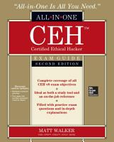 CEH Certified Ethical Hacker All in One Exam Guide  Second Edition PDF