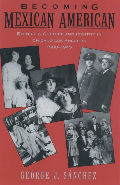 Download Becoming Mexican American Book