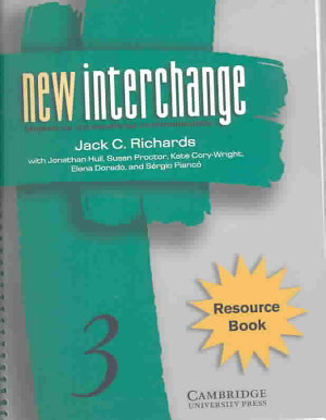 New Interchange Resource Book 3 PDF