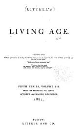 The Living Age ...: Volume 167