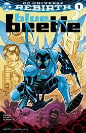 Blue Beetle (2016-) #1