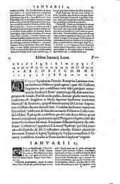 Martyrologium Romanum: ad nouam kalendarij rationem & ecclesiasticae historiae veritatem restitutum