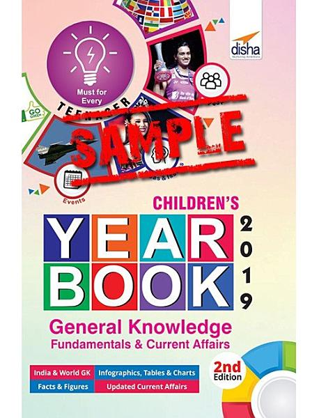 (SAMPLE) Children's Yearbook 2019 - General Knowledge Fundamentals and Current Affairs - 2nd Edition