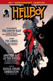 Hellboy 20th Anniversary Sampler