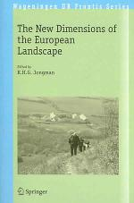 The New Dimensions of the European Landscapes