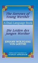 The Sorrows of Young Werther Die Leiden Des Jungen Werther PDF