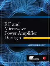 RF and Microwave Power Amplifier Design, Second Edition: Edition 2