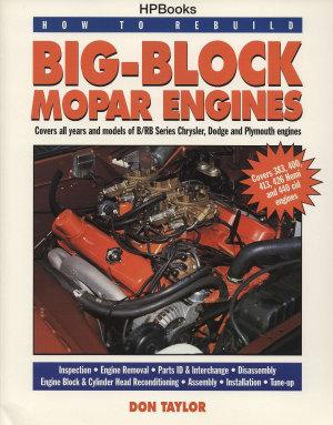 How to Rebuild Big Block Mopar Engines PDF