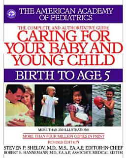 Caring for Your Baby and Young Child Book
