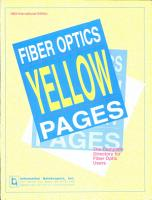 Fiber Optics Yellow Pages PDF