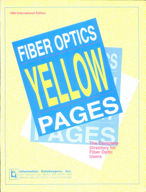 Fiber Optics Yellow Pages PDF