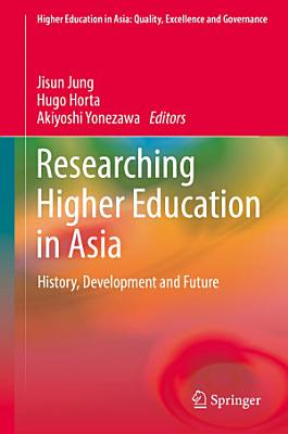Researching Higher Education in Asia PDF