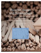 Bürsten, Besen und Busenpflege: ECHT Oberfranken - Ausgabe 48