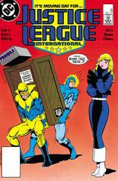 Justice League International (1987-) #8