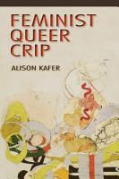 Feminist  Queer  Crip PDF