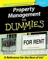 Property Management For Dummies PDF