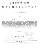 Astronomische Nachrichten: Volume 9
