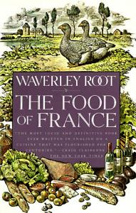 The Food of France Book