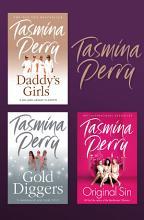 Tasmina Perry 3 Book Collection  Daddy   s Girls  Gold Diggers  Original Sin PDF