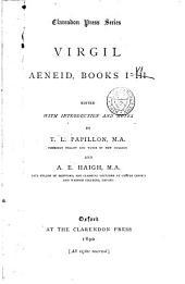 Aeneid: Volume 1