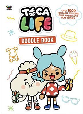 Toca Life Doodle Book  Toca Boca