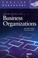 Principles of Business Organizations PDF