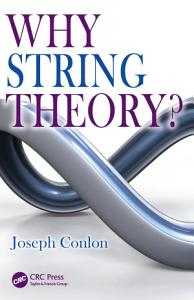 Why String Theory  Book